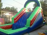 Double Waterslide